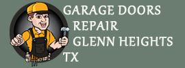 Garage Doors Repair Glenn Heights TX logo